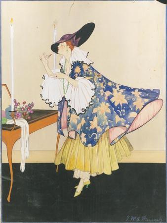 Vogue - January 1915