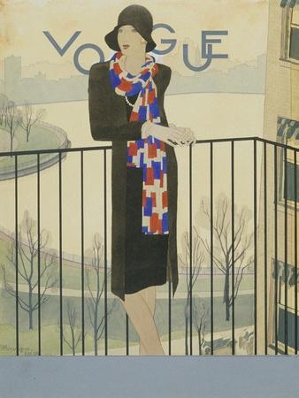Vogue - September 1928