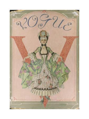 Vogue - March 1911