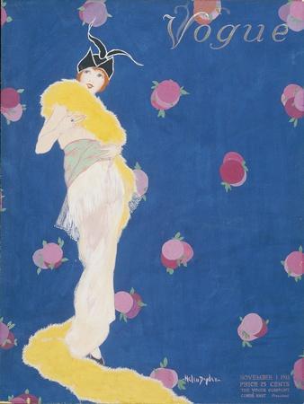 Vogue - November 1913