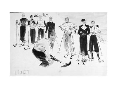 Vogue - December 1936