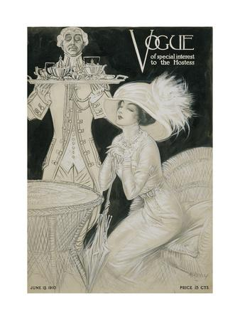 Vogue - June 1910