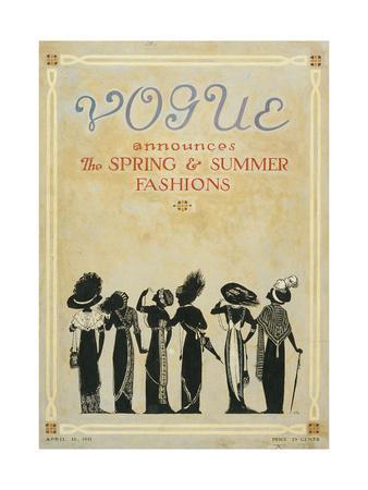 Vogue - April 1915