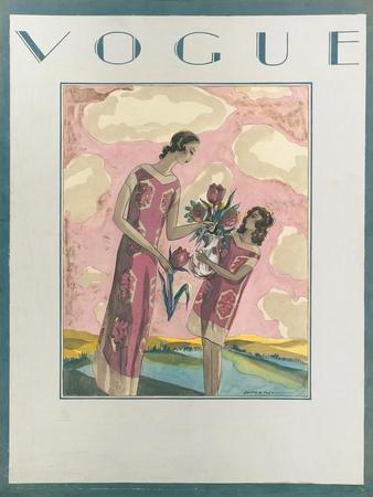 Vogue - July 1925