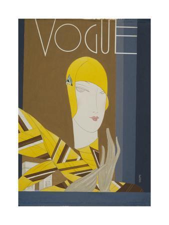 Vogue - October 1928
