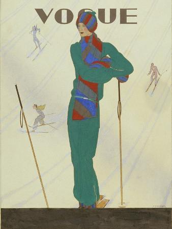 Vogue - December 1928