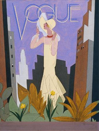 Vogue - June 1928