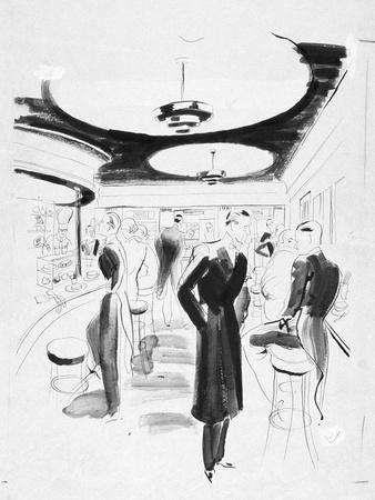 Vogue - January 1935
