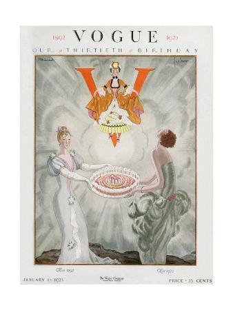 Vogue - January 1923