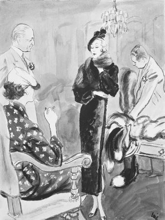 Vogue - August 1935
