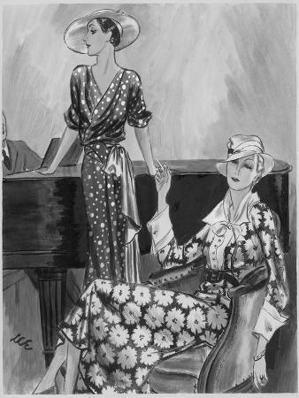 Vogue - April 1933