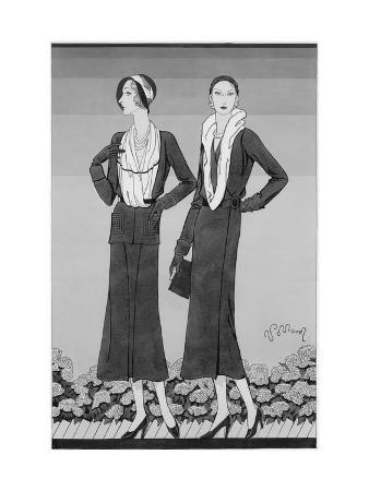 Vogue - April 1931