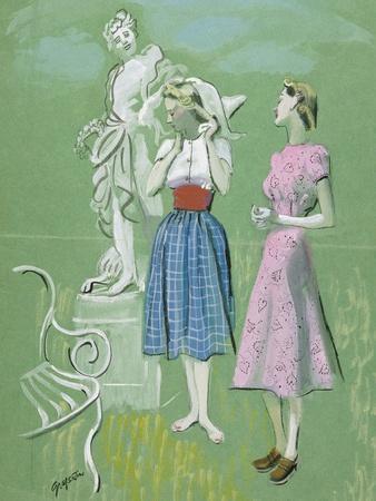 Vogue - April 1938