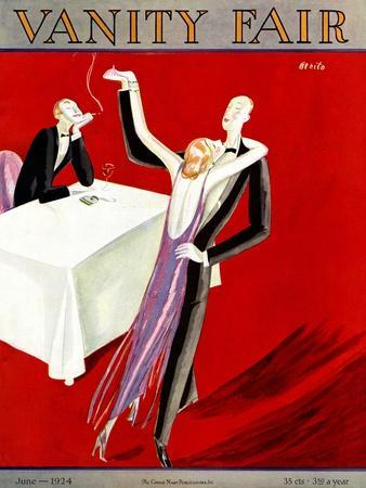 Vanity Fair Cover - June 1924