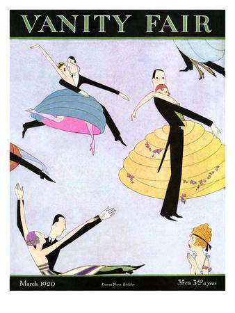 Vanity Fair Cover - March 1920