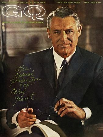 GQ Cover - September 1962