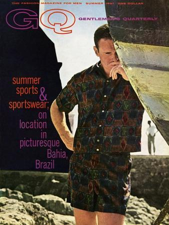GQ Cover - June 1961
