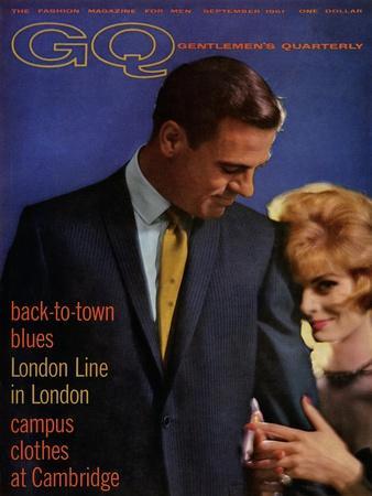 GQ Cover - September 1961