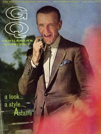 GQ Cover - September 1964