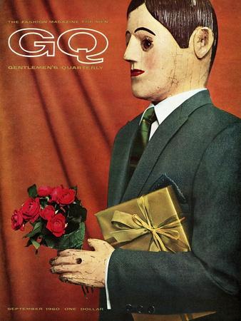 GQ Cover - September 1960