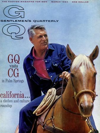 GQ Cover - March 1964