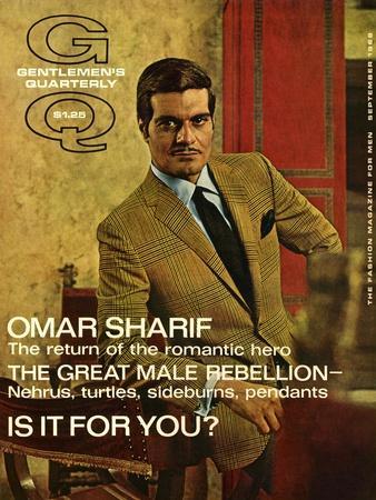 GQ Cover - September 1968