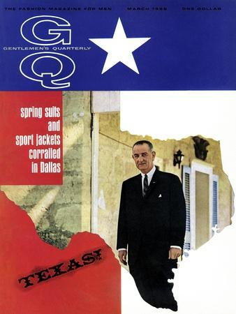 GQ Cover - March 1966