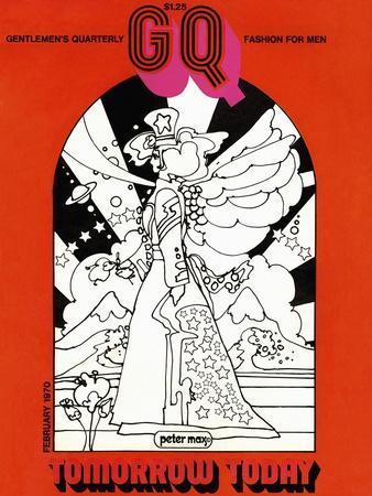 GQ Cover - February 1970