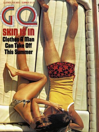 GQ Cover - June 1971