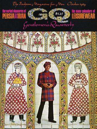 GQ Cover - October 1969