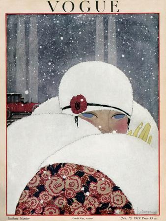 Vogue Cover - January 1919