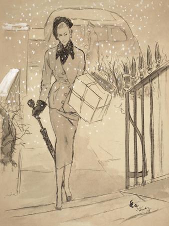 Vogue - December 1948