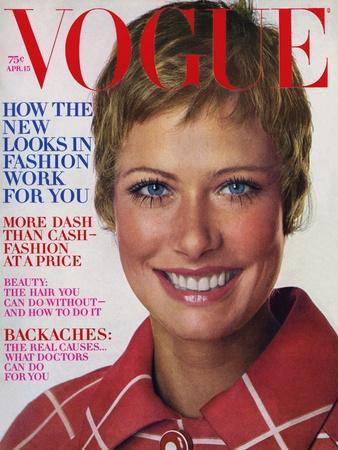 Vogue Cover - April 1970