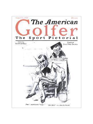 The American Golfer August 22, 1925