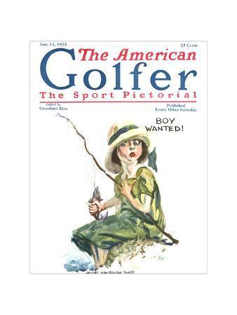 The American Golfer June 13, 1925