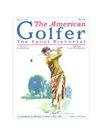 The American Golfer May 2, 1925