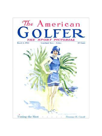 The American Golfer March 8, 1924