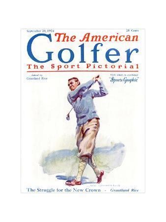 The American Golfer September 20, 1924
