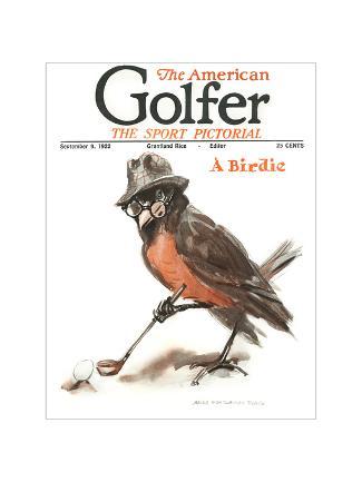 The American Golfer September 9, 1922