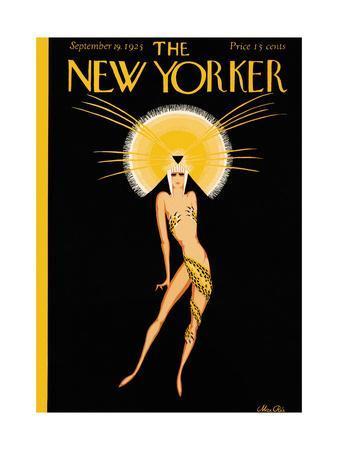 The New Yorker Cover - September 19, 1925