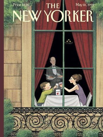 The New Yorker Cover - May 10, 1999