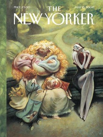 The New Yorker Cover - May 15, 2000