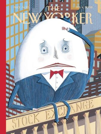 The New Yorker Cover - February 4, 2008