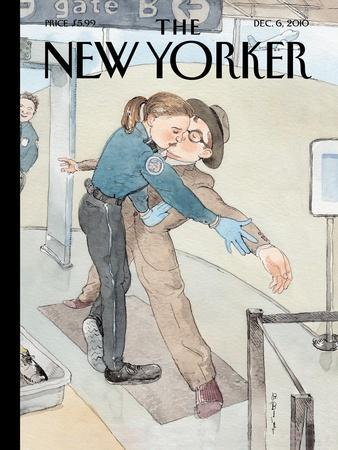 The New Yorker Cover - December 6, 2010