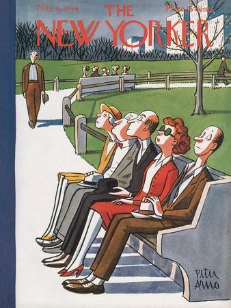 The New Yorker Cover - May 6, 1944