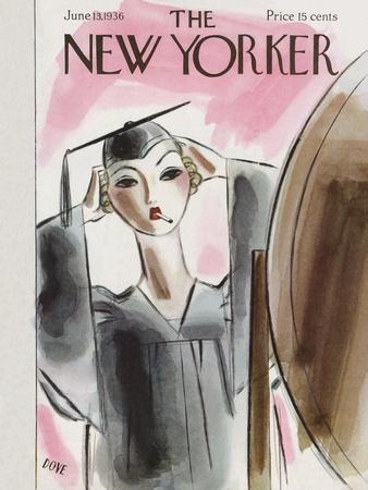 The New Yorker Cover - June 13, 1936