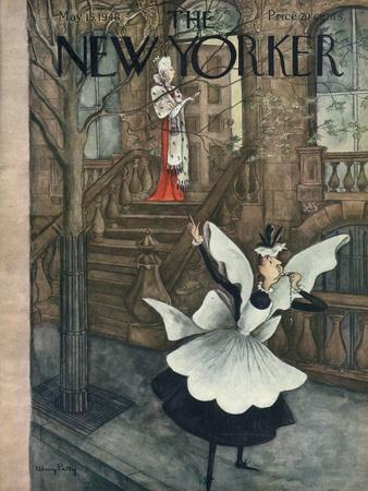 The New Yorker Cover - May 15, 1948
