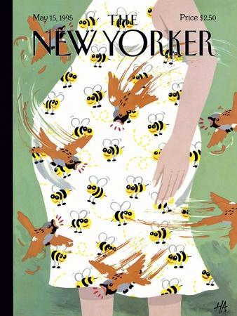 The New Yorker Cover - May 15, 1995