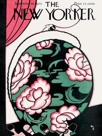 The New Yorker Cover - September 26, 1925