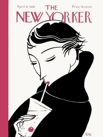The New Yorker Cover - April 17, 1926